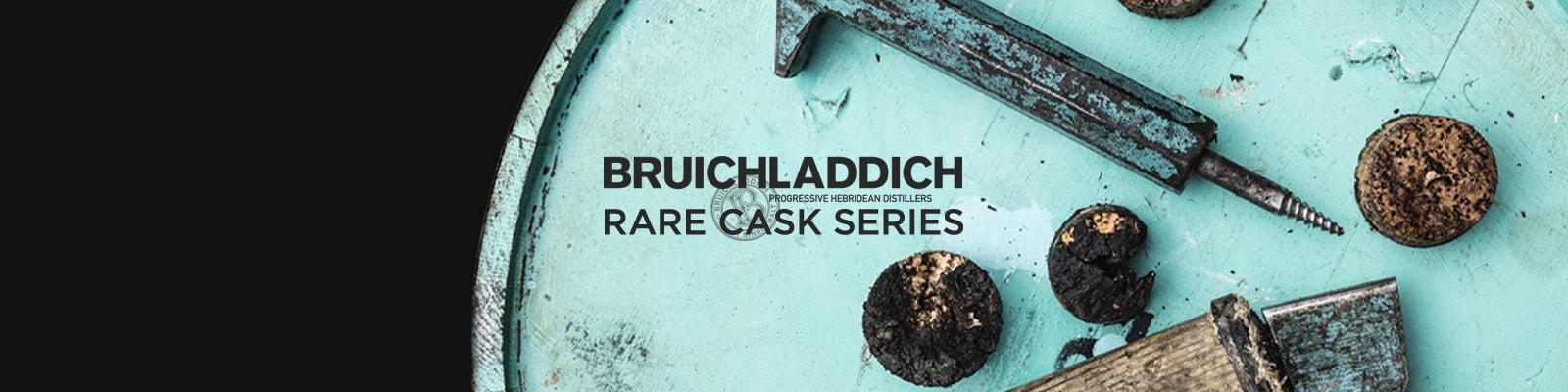 Bruichladdich Rare Cask Series