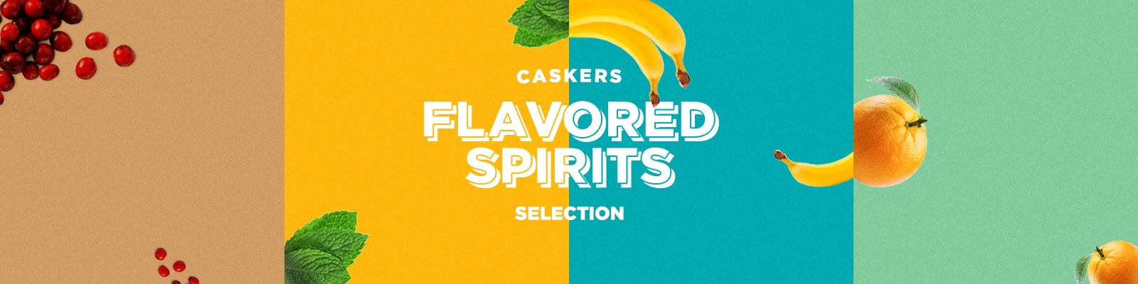Flavored Spirits Selection