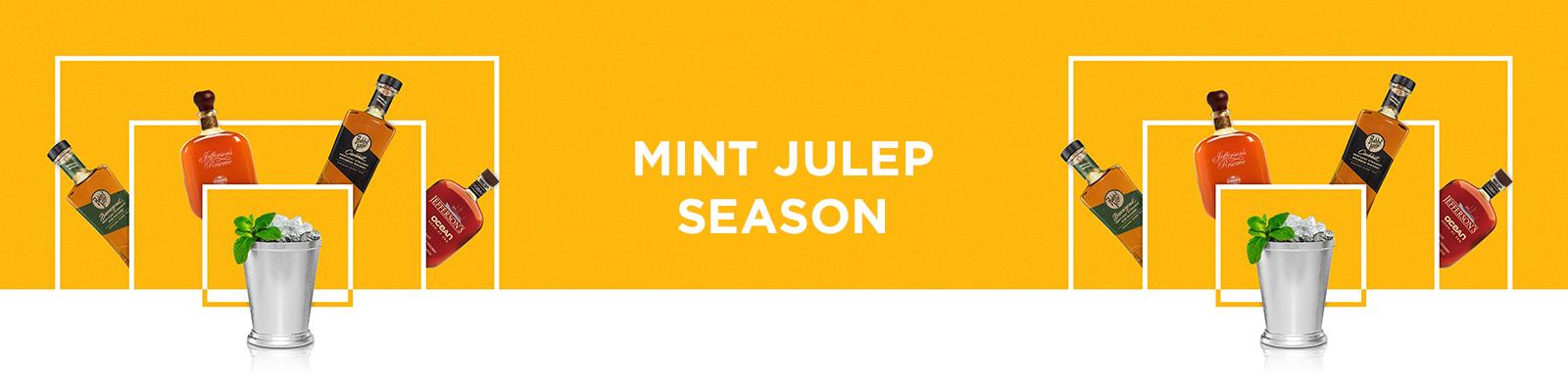 Mint Julep Season