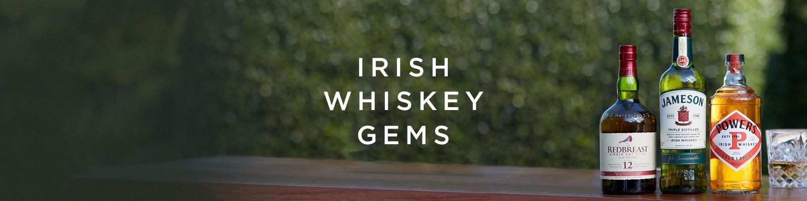Irish Whiskey Gems
