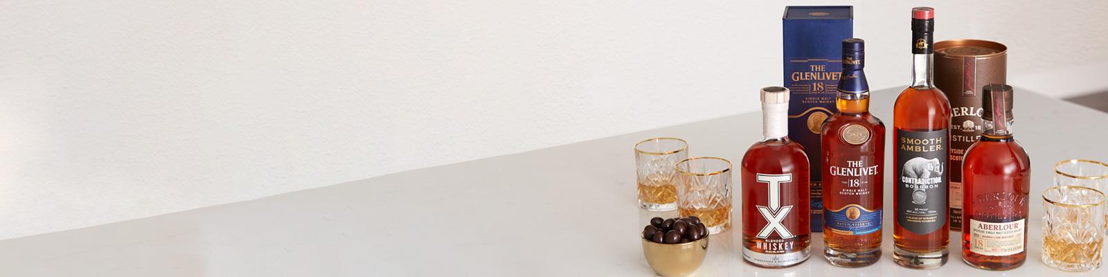 Premium Whisk(e)y Pours