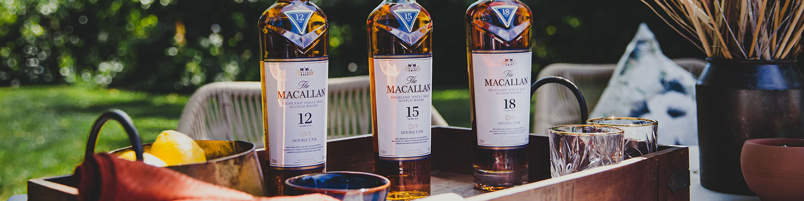 The Macallan Double Cask Collection
