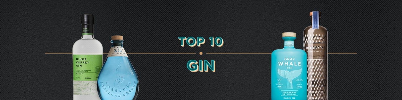 Top 10 Gin