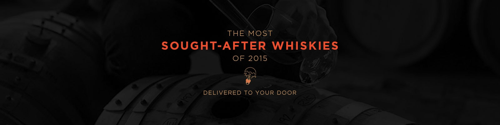 2015 Most Sought After Spirits
