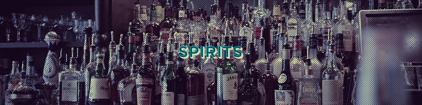 Spirits - Caskers