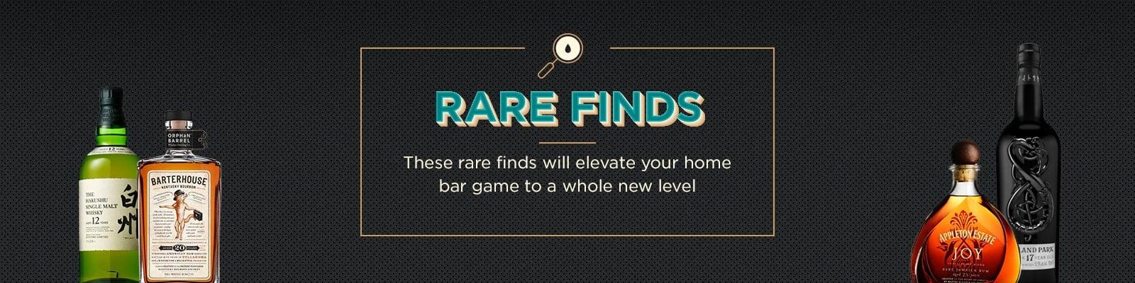 Rare Finds
