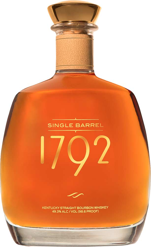 1792 Single Barrel Kentucky Straight Bourbon Whiskey