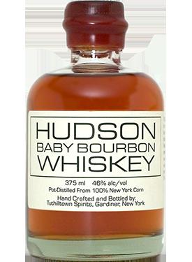 Hudson Baby Bourbon Whiskey (375mL)