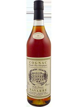 Navarre Vieille Rserve Grande Fine Champagne Cognac