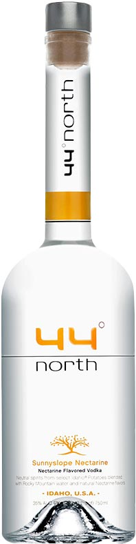44 North Mountain Sunnyslope Nectarine Vodka