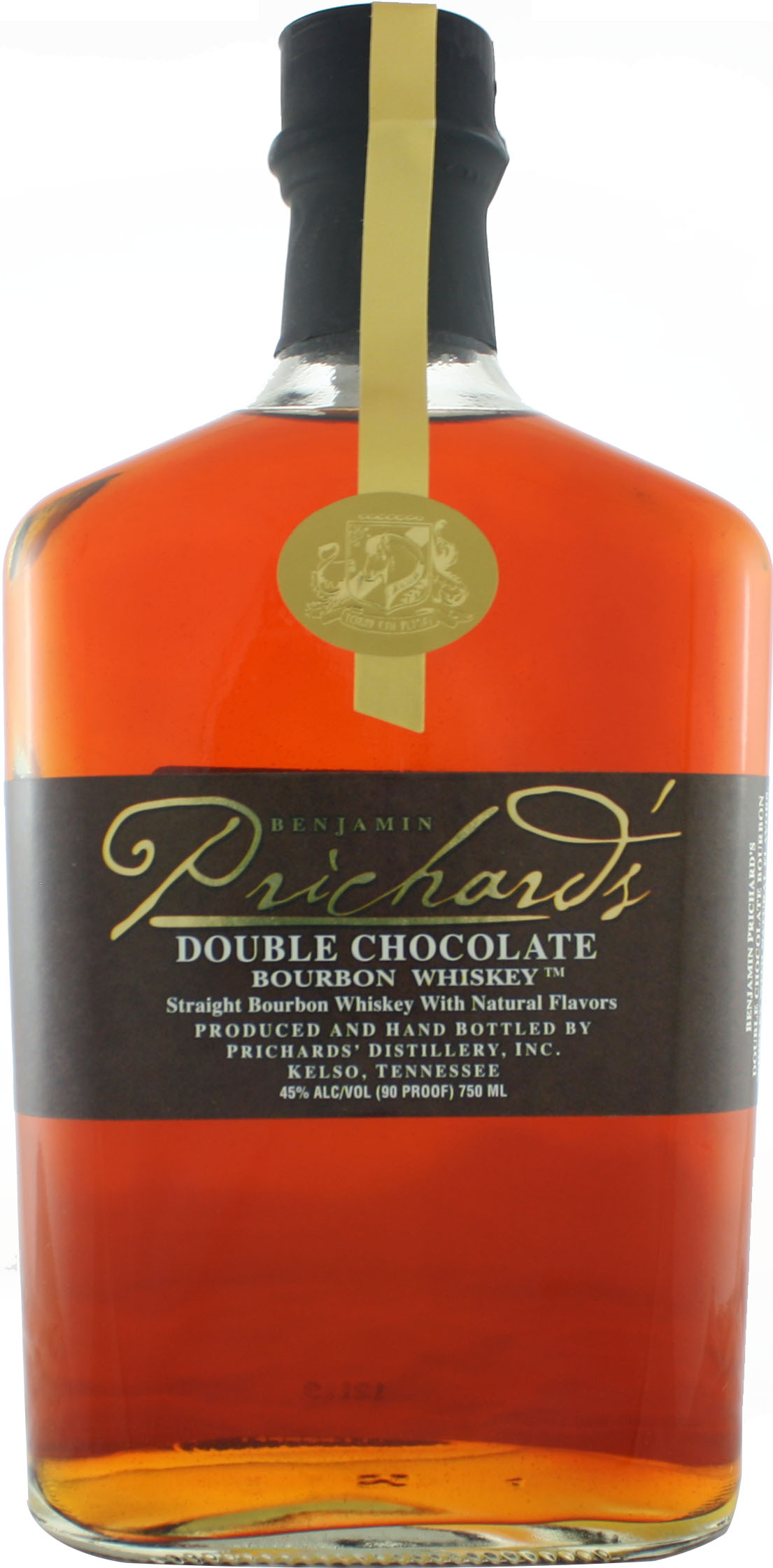 Prichards Double Chocolate Bourbon