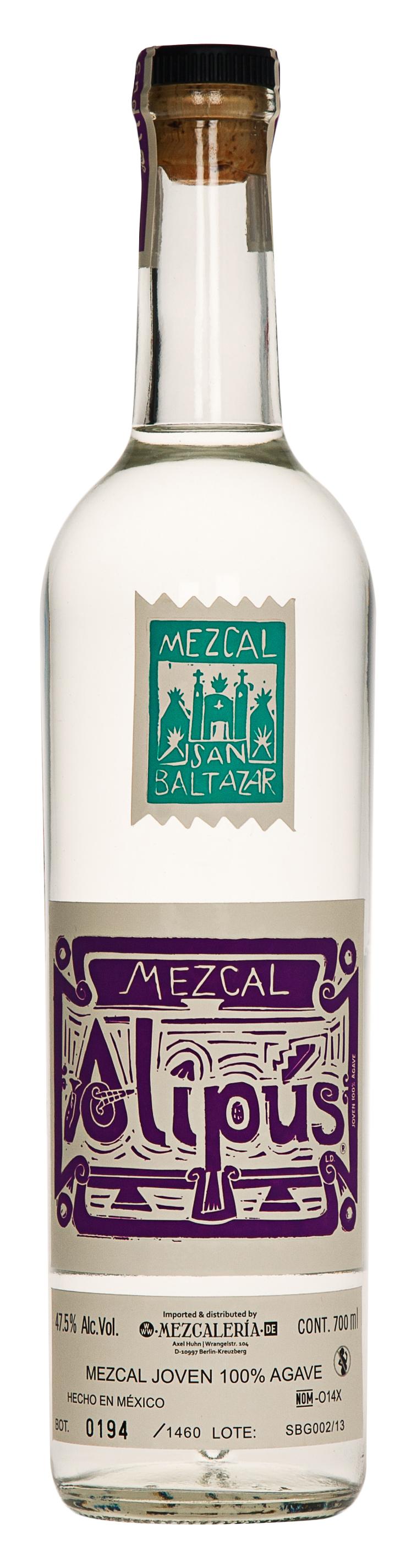 Alips San Baltazar Mezcal