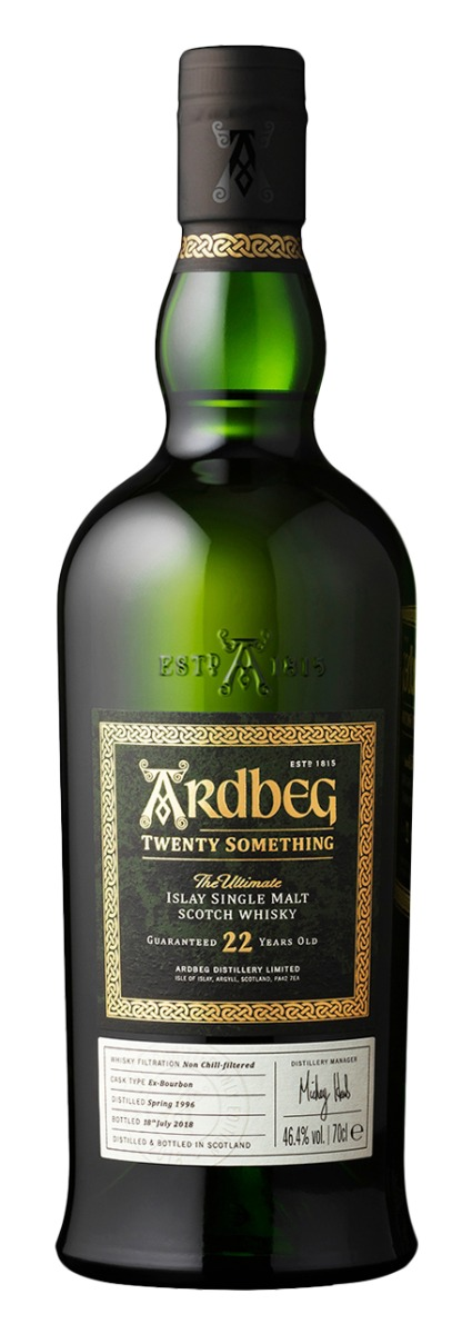 Ardbeg 22 Year Old Twenty Something Single Malt Scotch Whisky