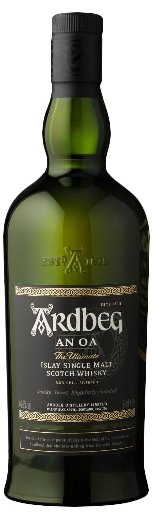 Ardbeg An Oa Single Malt Scotch Whisky