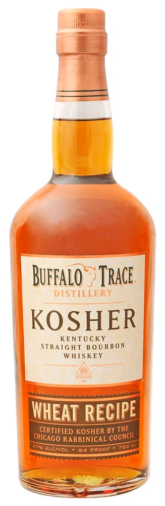 Buffalo Trace Kosher Wheated Recipe Bourbon Whiskey