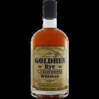 Goldrun Single Barrel Rye Whiskey