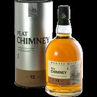 Peat Chimney 12 Year Old Blended Malt Scotch Whisky