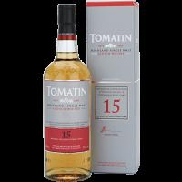 Tomatin 15 Year Old Limited Edition Single Malt Scotch Whisky
