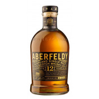 Aberfeldy 12 Year Old Single Malt Scotch Whisky