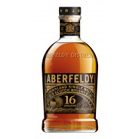 Aberfeldy 16 Year Old Single Malt Scotch Whisky
