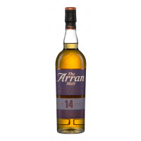 Arran 14 Year Old Single Malt Scotch Whisky