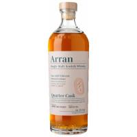 Arran Quarter Cask The Bothy Single Malt Scotch Whisky