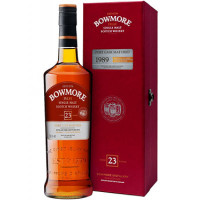 Bowmore 23 Year Old Port Cask Single Malt Scotch Whisky