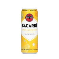 Bacardi Limon & Lemonade 4-Pack