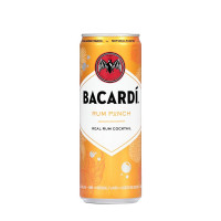 Bacardi Rum Punch 4-Pack
