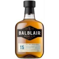 Balblair 15 Year Old Single Malt Scotch Whisky