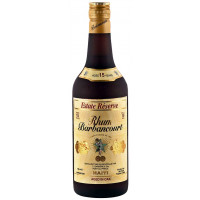 Rhum Barbancourt Estate Reserve 15 Year Old Rum