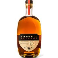 Barrell Cask Strength Straight Bourbon Whiskey Batch #007