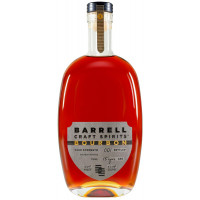 Barrell Craft Spirits 15 Year Old Cask Strength Bourbon Whiskey