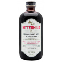 Bittermilk No. 1 Bourbon Barrel Aged Old Fashioned