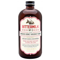 Bittermilk No. 3 Smoked Honey Whiskey Sour
