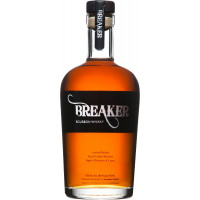 Breaker Hand Crafted Bourbon Whiskey
