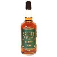 Broken Barrel Fen Walker 2018 American Whiskey