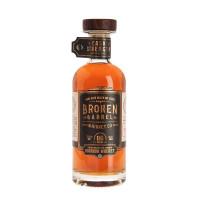 Broken Barrel Cask Strength Bourbon Whiskey