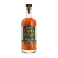 Broken Barrel Heresy Rye Whiskey