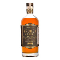 Broken Barrel Isle of Peat American Whiskey