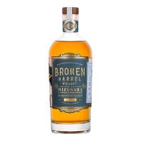 Broken Barrel Mizunara American Whiskey