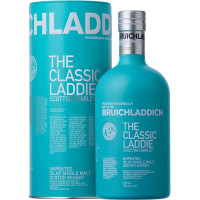Bruichladdich The Classic Laddie Unpeated Islay Single Malt Scotch Whisky