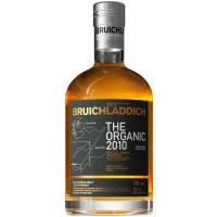 Bruichladdich The Organic 2010 Single Malt Scotch Whisky