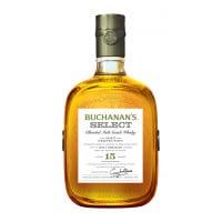 Buchanan's 15 Year Old Blended Malt Scotch Whisky