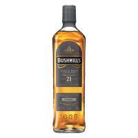 Bushmills 21 Year Old Single Malt Irish Whisky