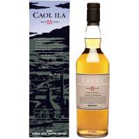 Caol Ila 15 Year Old Unpeated Single Malt Scotch Whisky