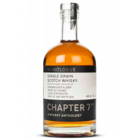 Chapter 7 Monologue 30 Year Old Girvan 1991 Scotch Whisky