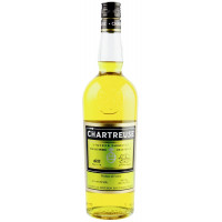 Chartreuse Green & Yellow Liqueurs