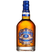 Chivas Regal Gold Signature 18 Year Old Scotch Whisky