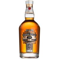 Chivas Regal 25 Year Old Scotch Whisky